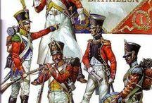 Soldados Suizos de Napoleon
