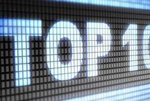 Top Ten Social Media Links / Top Ten Social Media Links and Resources - Regular Blog Series from Socialirl.com