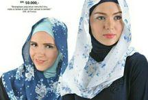 Muslimah Fashion - Hijab
