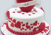 Tortas San Valentín