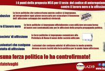 Lazio 5 Stelle / Gruppo M5S Lazio