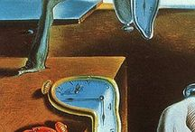 Salvador Dali Spanish Lunatic and Painter / His surrealist paintings and projects
