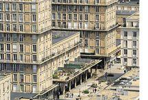les grands ensembles architecturaux