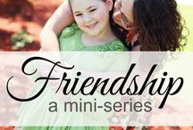 Relationships, Marriage & Friendships / Articles about friendship and relationships in general. How important friends are. How valuable relationships and skills to have healthy ones are. Essential ingredients in marriage. #friendship #relationships #marriage / by Kristen Briggs Hamilton