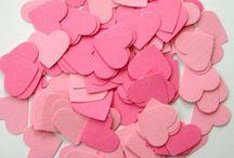 LOVE HEART CONFETTI