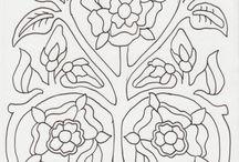 Patterns / by Rowan McDowell