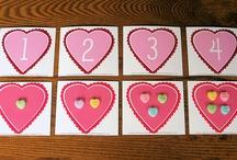 Valentines/February Decor