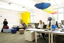Creative Workspace / Does your environment enhance your creativity or does creativity prevail over physical constraints? Where would be your perfect working environment?