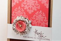 Stamping Cards (Other) / by Kali Seech