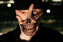 3 D Tattoo / 3 D tattoo