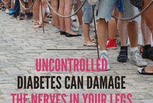 Diabetes & Your Feet / Foot care tips for diabetics.