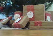 Happy Holiday's / by Amanda Kraus