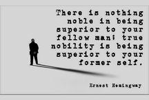 Quotes / by David Sakara