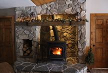 wood stove ideas / Installations by Great American Fireplace