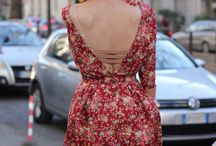 Open back chic