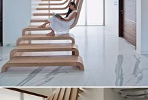 Staircase Home Decor Ideas / Innovative Stair Case Home Decor Ideas
