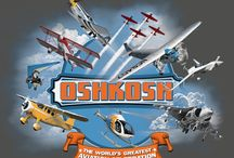 EAA 2014 Graphic Designs / PDI has developed these graphic designs that PDI will print on tee shirts for the EAA Fly In - Oshkosh, WI