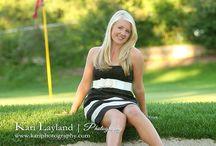 Kayla Sr pics / by Jessica Massie