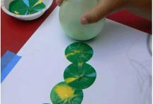 Kiddy art ideas
