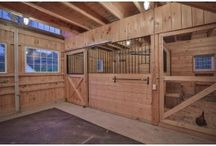 Stables,barns