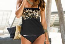 Mare Mania / I must di questa stagione bikini, tankini, abiti da bagno costume si ma sempre con eleganza