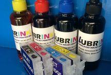 Lubrink Lubricated Ink