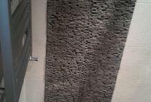 Ściany z kamienia