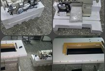 unboxing sewing machines