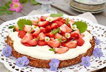 Tårtor och annat gott
