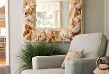 coral mirror ideas