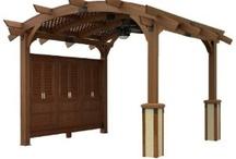 Timber - Carport - pergola