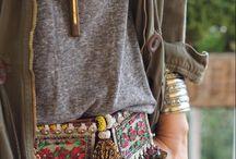 cinturones y carteras