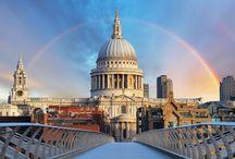 """London is calling / London ist eine Stadt der Superlative. Die britische Hauptstadt ist nicht nur die größte Stadt in Europa, hier gibt es auch die älteste europäische U-Bahn. """"The Shard"""", das höchste Gebäude in West-Europa, ist seit 2013 Teil der sich ständig wandelnden Skyline."""