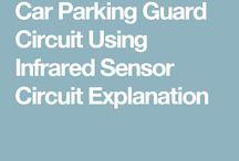 Geri park sensörü