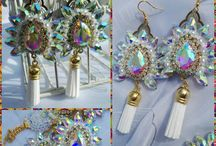 My work- earrings