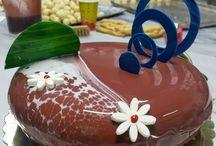 Cake spacial