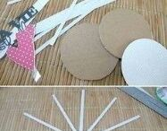 DIY Craft / ideas para decorar