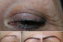 permanent beauty - permanent make-up - huidinstituutparkstad.nl / anti-ageing resultaten, voor- en na foto's van permanent make-up en sfeer beelden van permanent beauty