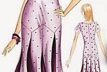 Šaty - návrhy