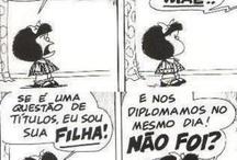 Frases da Mafalda
