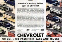 Chevrolet ~JDH / Only Bowties / by Jimmy Don Holmes