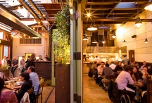 SF Restos To Try/Go Back To / by Petra Nelson