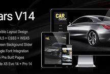 Website x5 v14 templates
