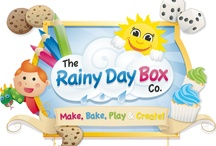 Rainy Day Boxes / This is us