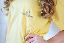 Life Is Better In Lauren James / by Kylee A.