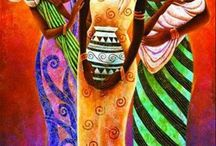 Africanas pins