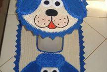 baños crochet