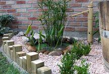 déco zen jardin