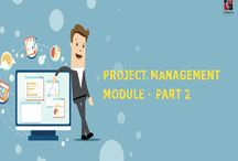 Odoo project management module part 2