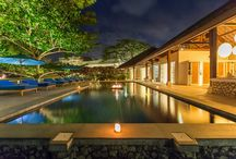 BALI > Villa Karang Putih / 神々が棲む島バリ島のヴィラ  http://www.bliss-wedding.com/